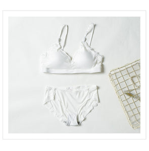 Set of underwear without hoop + panties - dealod