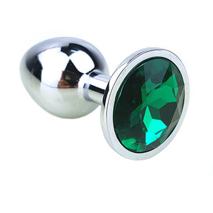 12 Colors Metal Plug + Crystal Jewelry - dealod