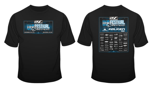 AFVIPFEST11 SHORT SLEEVE T-SHIRT - LIMITED
