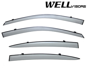 WELL VISORS LEXUS GS300 GS400 GS430 98-05 PREMIUM SERIES