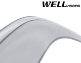 WELL VISORS LEXUS LS400 95-00 WITH CHROME TRIM