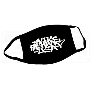 AF TAG MASK - 2 PLY COTTON