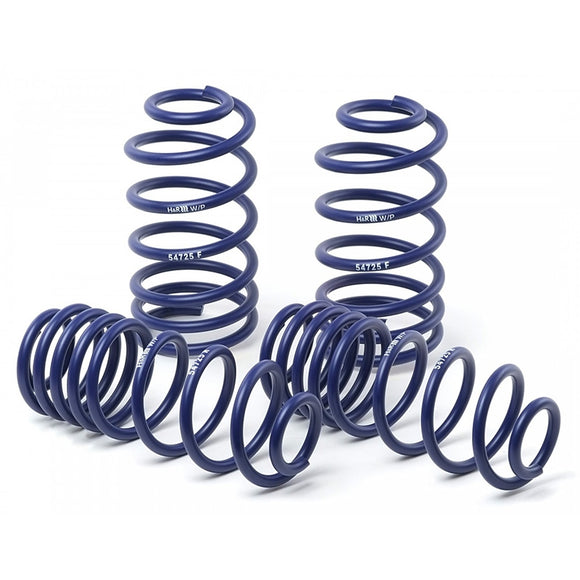 H&R Sport Springs - Honda Civic Type R FK8 17+