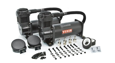 VIAIR BLACK 444 DUAL COMBO PACK