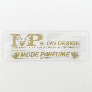 MODE PARFUME BLOW DESIGN SMALL STICKER - DUEL