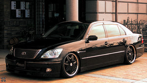 AIMGAIN EURO EDITION- LS430 AFTER M/C (F,S,R)