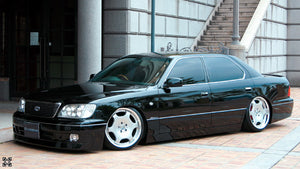 AIMGAIN EURO EDITION- LS400 AFTER M/C (F,S,R)