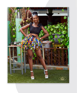 Titi Tam Short Skirt