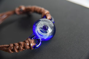 Glass Galaxy Bracelet