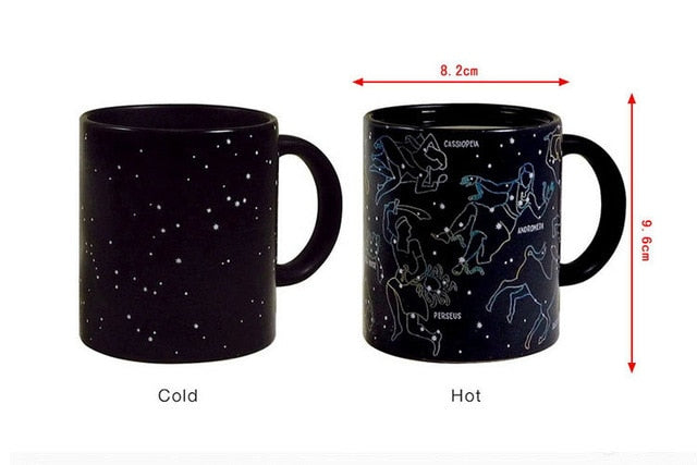 Constellation Color Changing Mug
