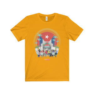Little Havana 1 - Men's Jersey Short Sleeve Tee Printify
