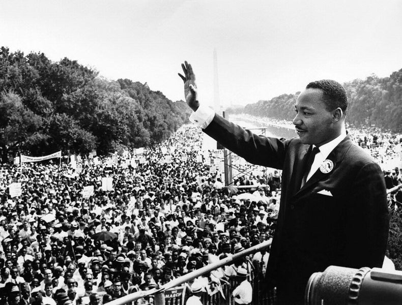 6 Keys to Become an Influential Leader - MLK