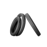 Silicone 3 Ring Kit Black