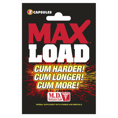 Max Load Male Enhancement