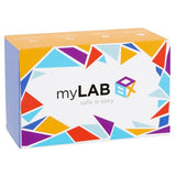 myLAB Box C/G Kit - Mail-in Kit Tests for Chlamydia and Gonorrhea