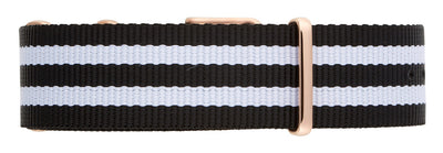 LEATHER LANE I Premium Nato Strap