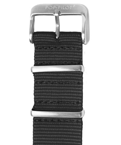 POP-PILOT® Natostrap, Black