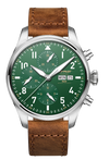 POP-PILOT® HAM Green 7750 Chrono 44mm ø