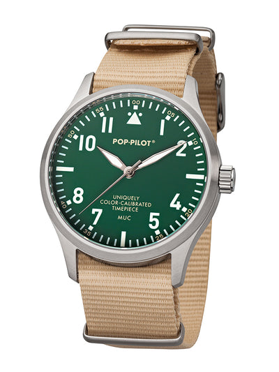POP-PILOT® MUC EAGLES, 42mm ø