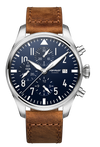 POP-PILOT® HAM Blue 7750 Chrono 44mm ø