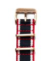 POP-PILOT® Natostrap, Red-White-Blue