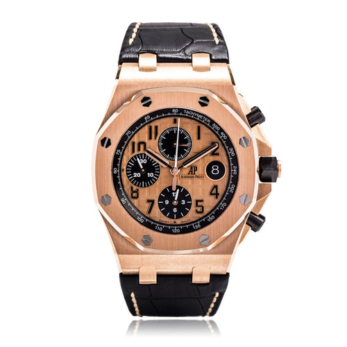 Audemars Piguet Royal Oak Offshore Chronograph 18K Rose Gold