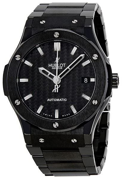 Hublot Classic Fusion Ceramic Mens Watch 511.CM.1770.CM
