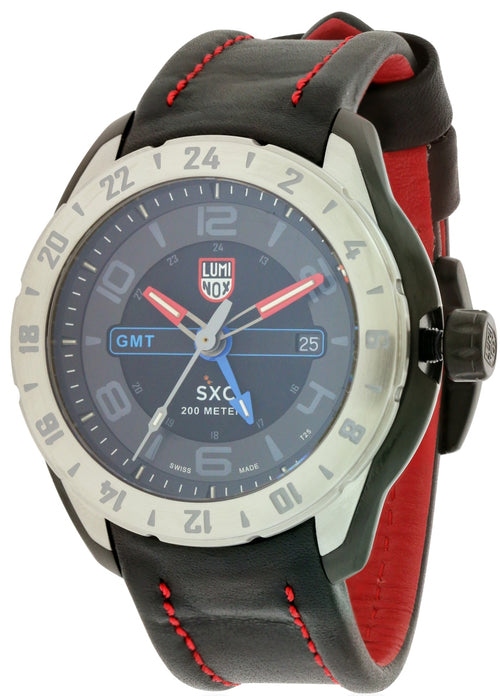 Luminox SXC PC Steel GMT Space Mens Watch A.5127