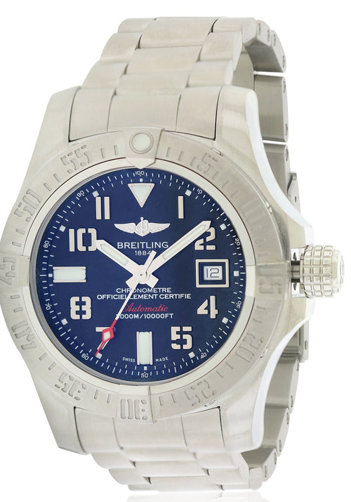 Breitling Avenger Chronometer Chronograph Mens Watch A1733110/BC31