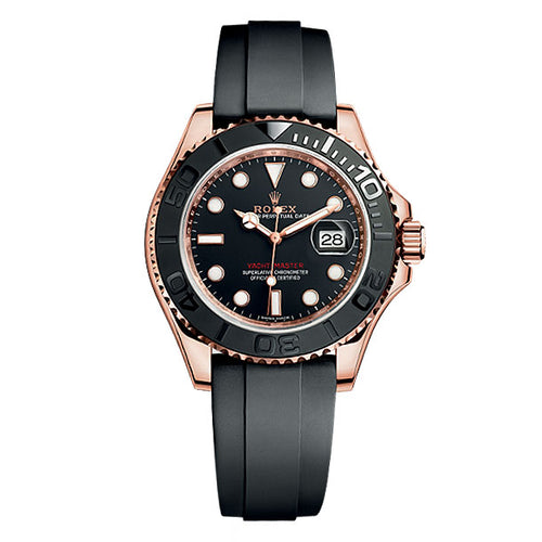 Rolex 116655 Yachtmaster 18K Rose Gold