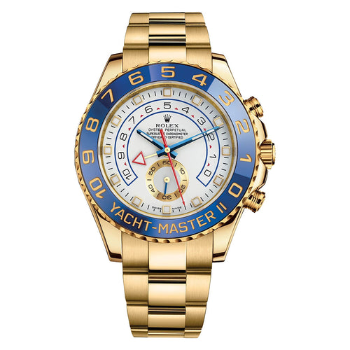 Rolex 116688 Yachtmaster II 18K Yellow Gold