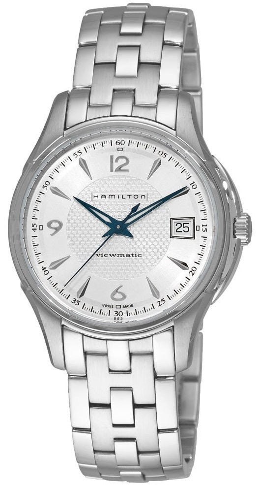 Hamilton American Classics Jazzmaster Stainless Steel Automatic Mens Watch H32455157