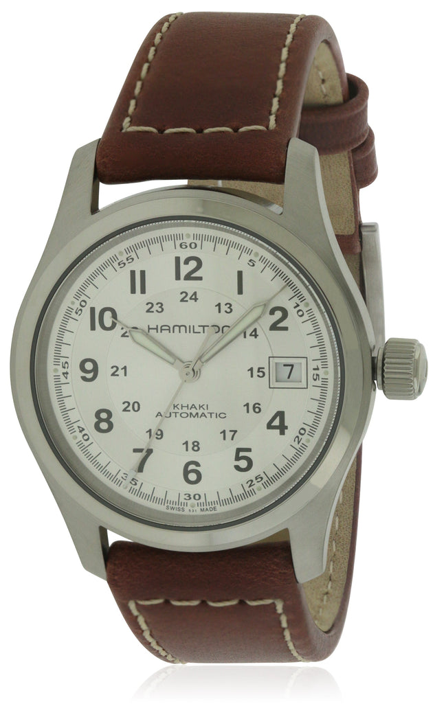 HAMILTON KHAKI FIELD AUTO MENS WATCH H70455553