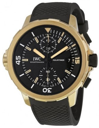 IWC Aqutimer Automatic Mens Watch IW379503