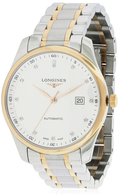 Longines Master Collection Two-Tone Automatic Mens Watch L28935777