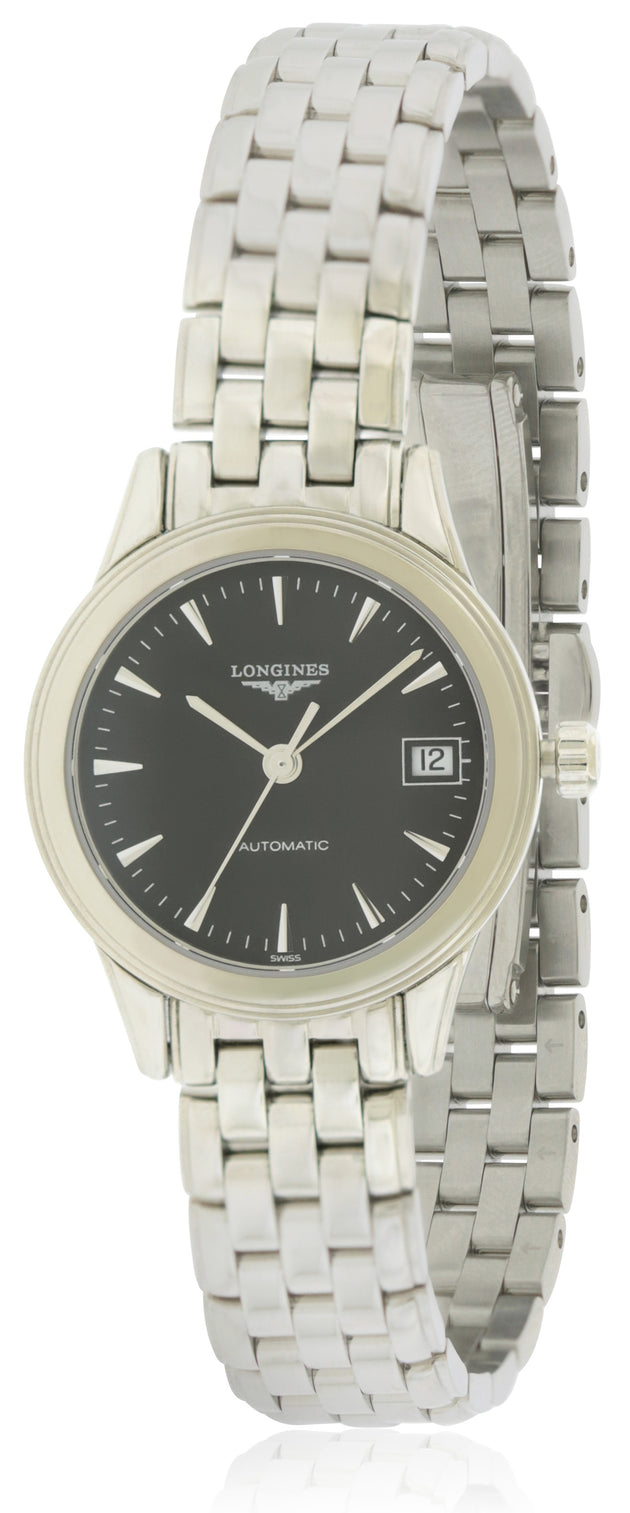 f93acf94363 Longines Flagship Ladies Watch L42744526 – Heritage Luxury Timepieces