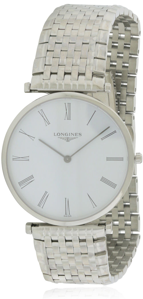 Longines La Grande Classique Stainless Steel Mens Watch L47554116
