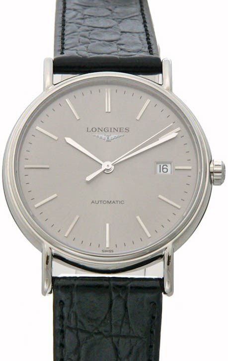 Longines Presence Automatic Mens Watch L49214722