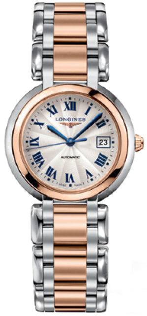 Longines PrimaLuna Two-Tone Automatic Ladies Watch L81135786