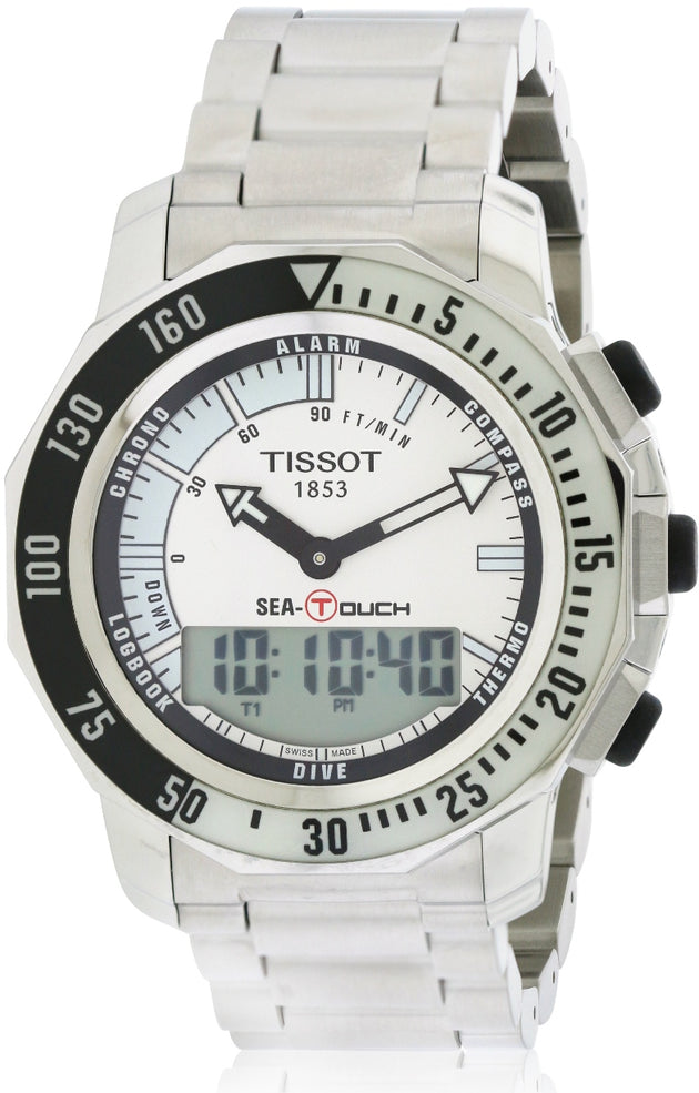 Tissot Sea-Touch Mens Watch T0264201103101