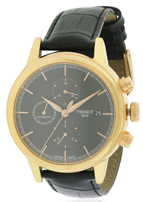 Tissot Carson Automatic Mens Watch T0854273606100