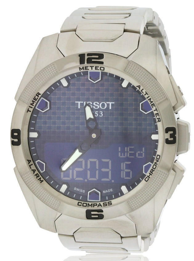 Tissot T-Touch Mens Watch T0914204404100