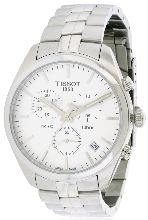 Tissot PR100 Chronograph Mens Watch T1014171103100
