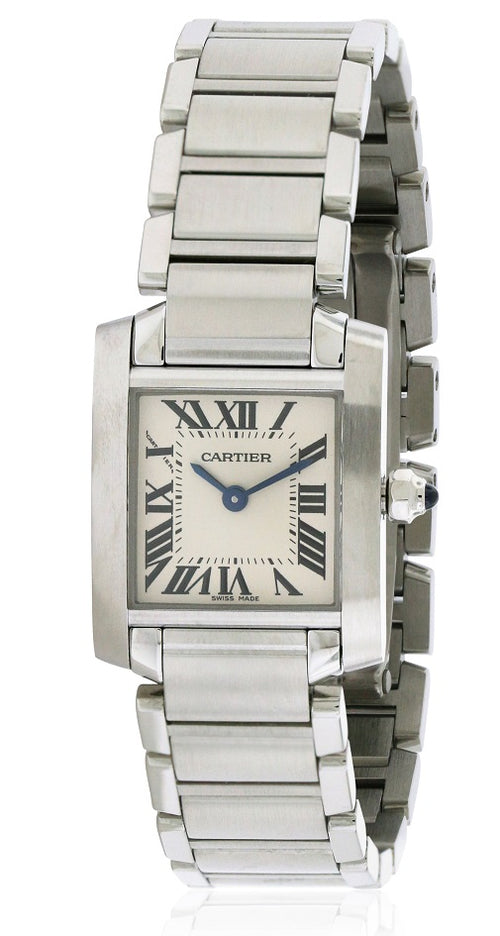 Cartier Francaise Ladies Watch W51008Q3