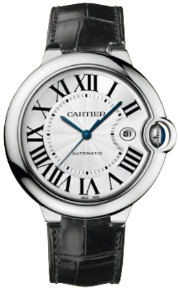Cartier Ballon Bleu Mens Watch W69016Z4