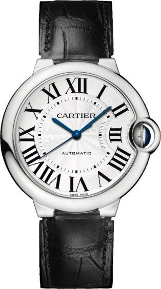 Cartier Ballon Bleu Automatic Ladies Watch W69017Z4