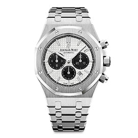 Audemars Piguet Royal Oak Chronograph with Panda Dial