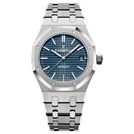Audemars Piguet Royal Oak Automatic with Blue Dial