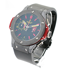 Hublot Big Bang Red Devil Manchester United Heritage Luxury Timepieces