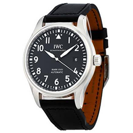 IWC Big Pilot with Black Dial